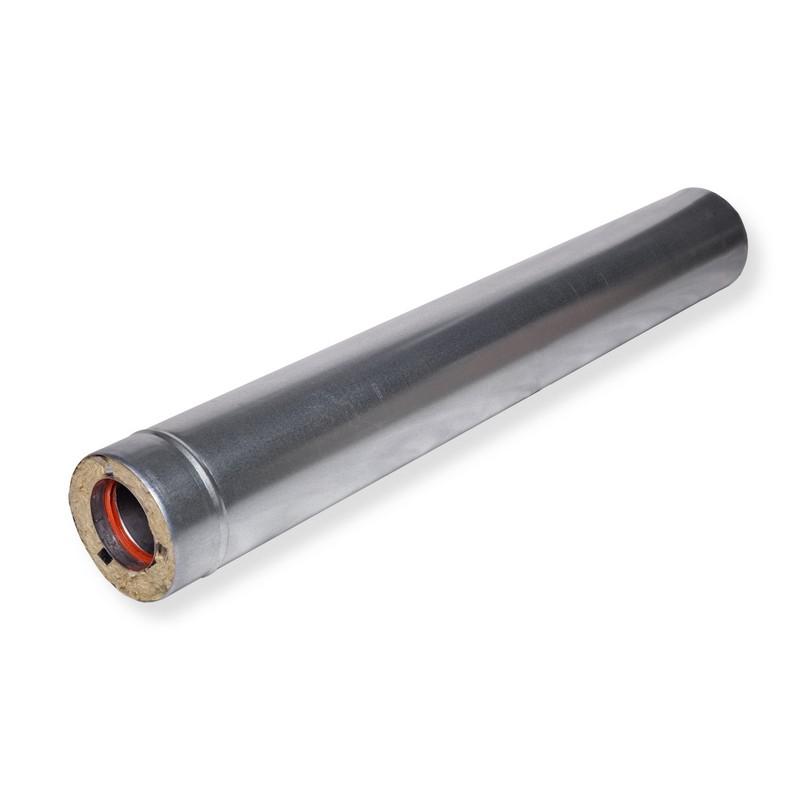 Труба для газового котла с манжетой 1000 мм