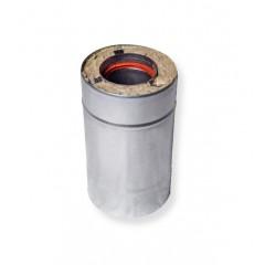 Труба для газового котла (с манжетой) 250 мм