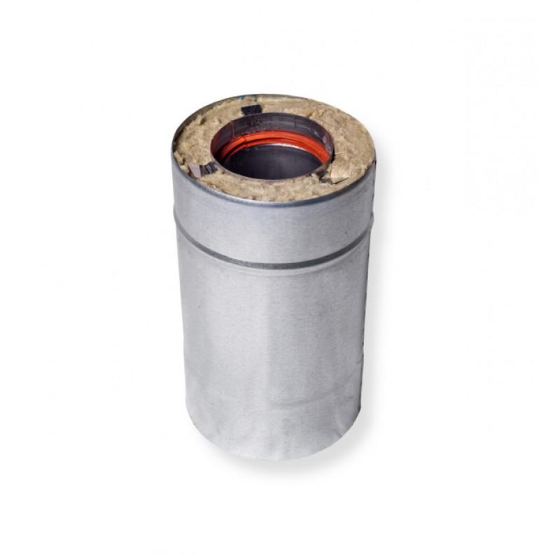 Труба для газового котла с манжетой 250 мм