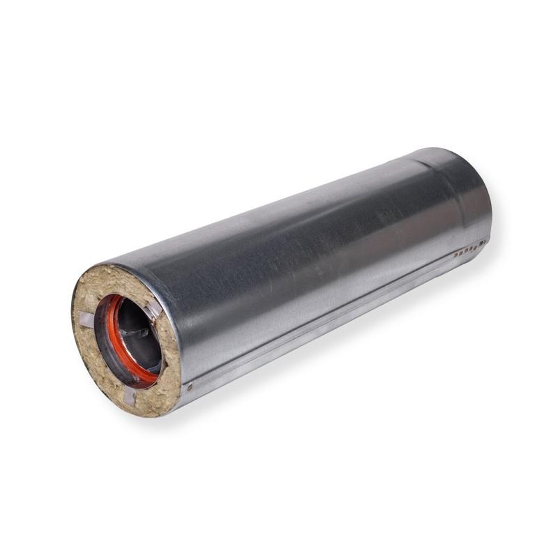 Труба для газового котла с манжетой 500 мм