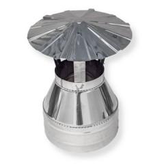 Зонт на дымоход (оголовок)