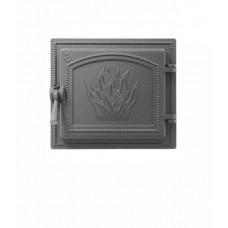 Дверца для камина 261 антрацид
