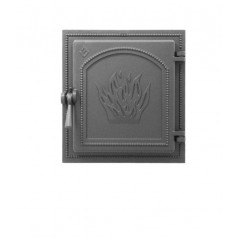Дверца для камина 271 антрацид