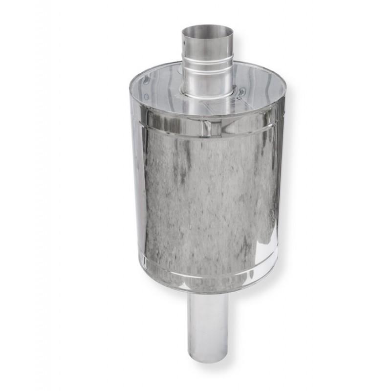 Бак для бани (круглый Ø 150) 55 литров