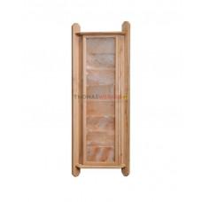 Светильник для бани с гималайской солью 8 плиток
