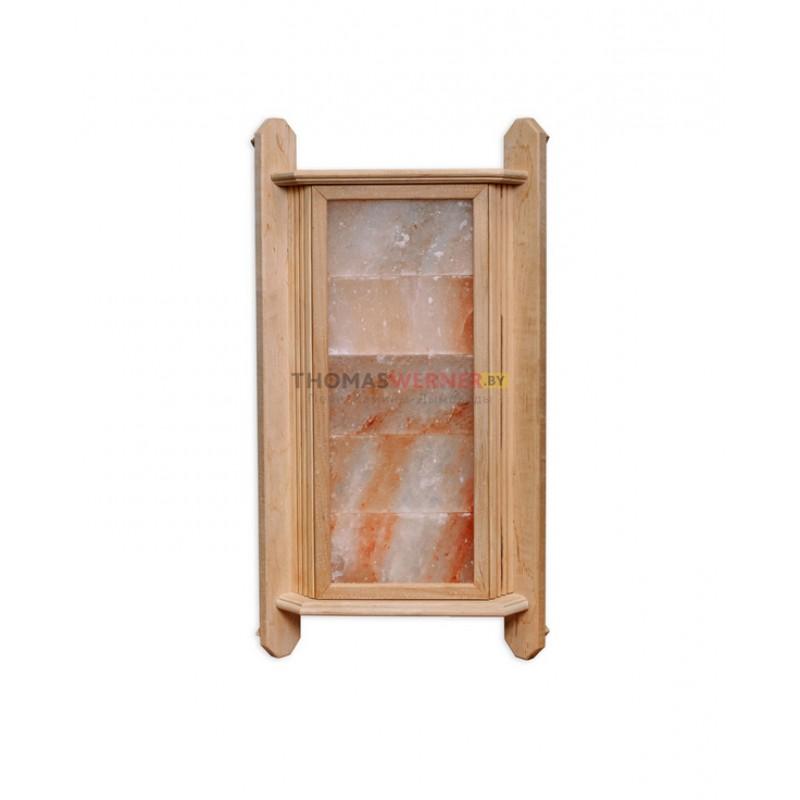 Светильник для бани с гималайской солью 5 плиток