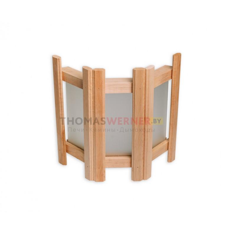 Светильник для бани 3 стекла