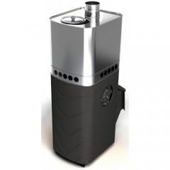 Печь-каменка для бани Термофор Бирюса 2013 Carbon ДА 3К антрацид