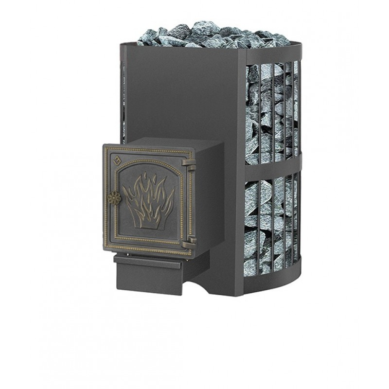Печь для бани стальная скиф 22 дт4